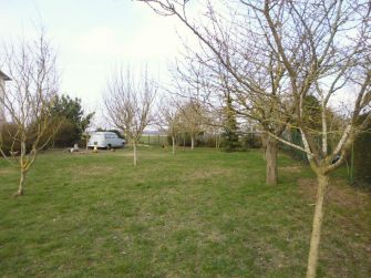 Sale land Serville - photo